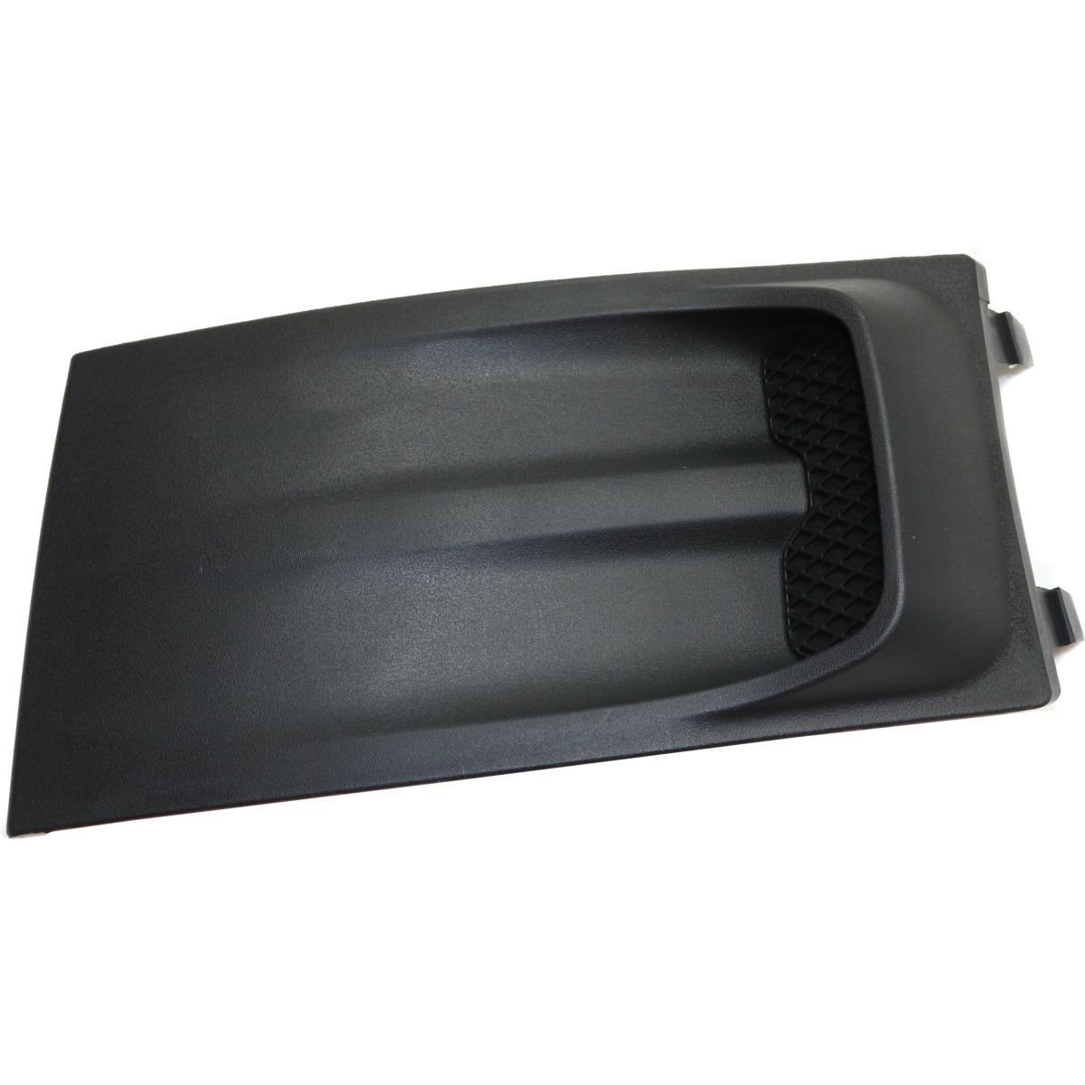 DAT 08-11 Ford Focus 2009-2010 SEDAN ONLY Plastic Left Driver Side Textured Black Fog Light Cover FO1038106 DAT AUTO PARTS