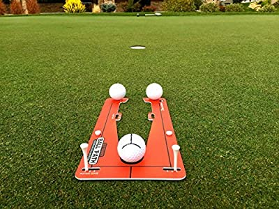Slot Trainer Putting System by Jim McLean