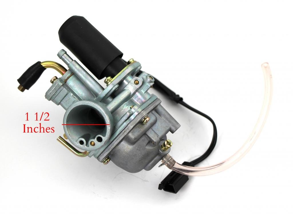 61zBEcMpNyL._SL1024_ amazon com lumix gc carburetor for 2 stroke dinli 50cc 90cc 110cc 2003 Dinli 90Cc Oil Tank at edmiracle.co