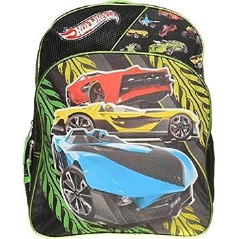 Amazon.com: Neat-Oh! Hot Wheels ZipBin Racer Backpack