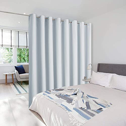 NICETOWN Large Room Divider Curtain Screen Partitions