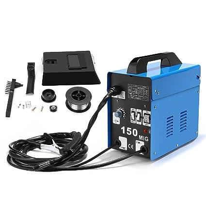 Sung Old Power Mig 150 A AC soldar sudor dispositivo Río Núcleo Alambre automática vorschub Welder