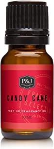 Candy Cane Fragrance Oil - Premium Grade Scented Oil - 10ml