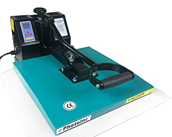 ePhotoInc New Digital Sublimation Heat Press Machine