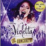Violetta la musica il mio mondo cd dvd violetta for Amazon canta tu alex e co