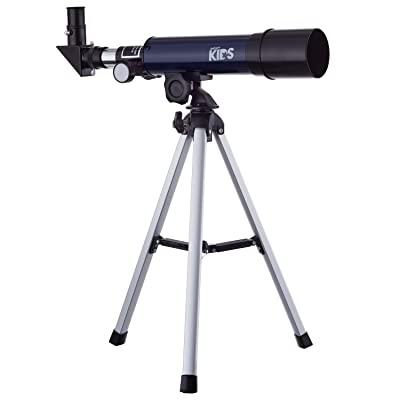 AmScope-Kids 18-90X 360x50mm Compact Telescope: Industrial & Scientific