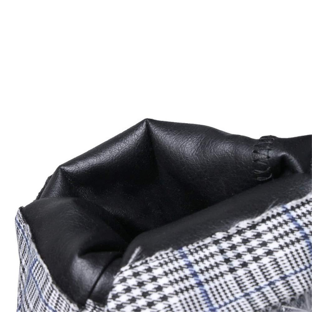 QQStiefel Frauen Damen Oberschenkel Hohe Stiefel Schwarz Schwarz Schwarz rot Stilett Absätze Mode Transparentes PVC Spitz Mittel-Kalb Stiefel Party Abend Schuhe 00a916