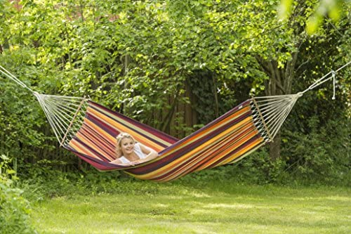 BYER OF MAINE Brasilia Hammock and Ceara Stand Set