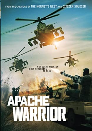 Amazon com: Apache Warrior: Mike Barbee, Kevin Christensen, Carrie