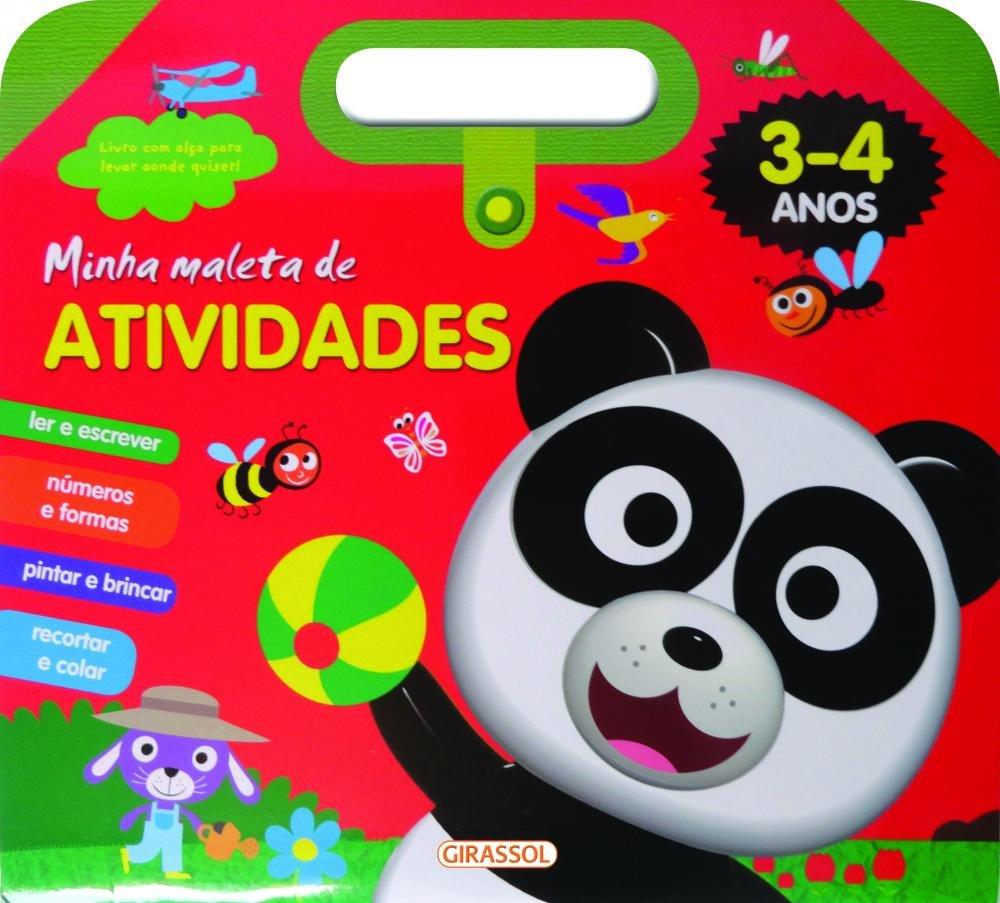 Minha Maleta de Atividades (Portuguese Brazilian) Paperback – 2016