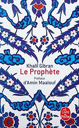 Le Prophete  (Le Livre de Poche) [Khalil Gibran] (De Bolsillo)