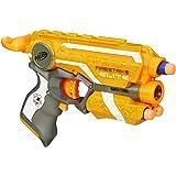 Nerf 53378E35 - Arma Giocattolo Firestrike Elite, Arancione, Versione 2016