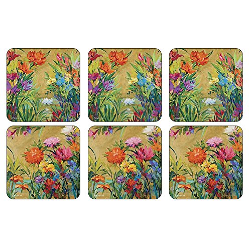 - Pimpernel 2010268412 Coasters, One Size, Multicolor