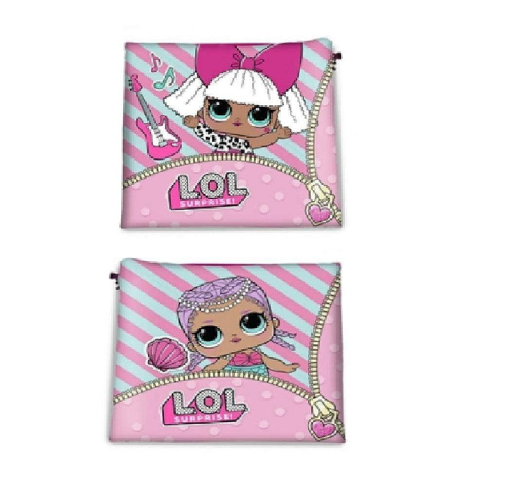 Kids L.O.L Surprise Schlauchschal Schal rosa sortiert