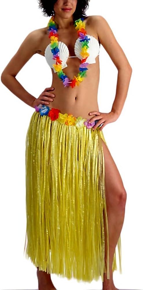 440533 Disfraz de hawaiana ART y PARTY para fiestas temáticas ...