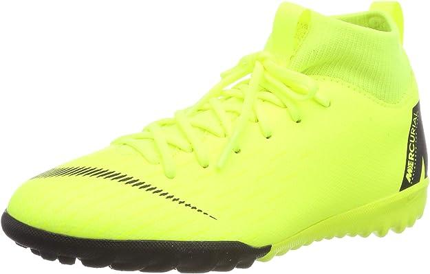 Nike Jr Superfly 6 Academy GS TF, Chaussures de Football Mixte Enfant