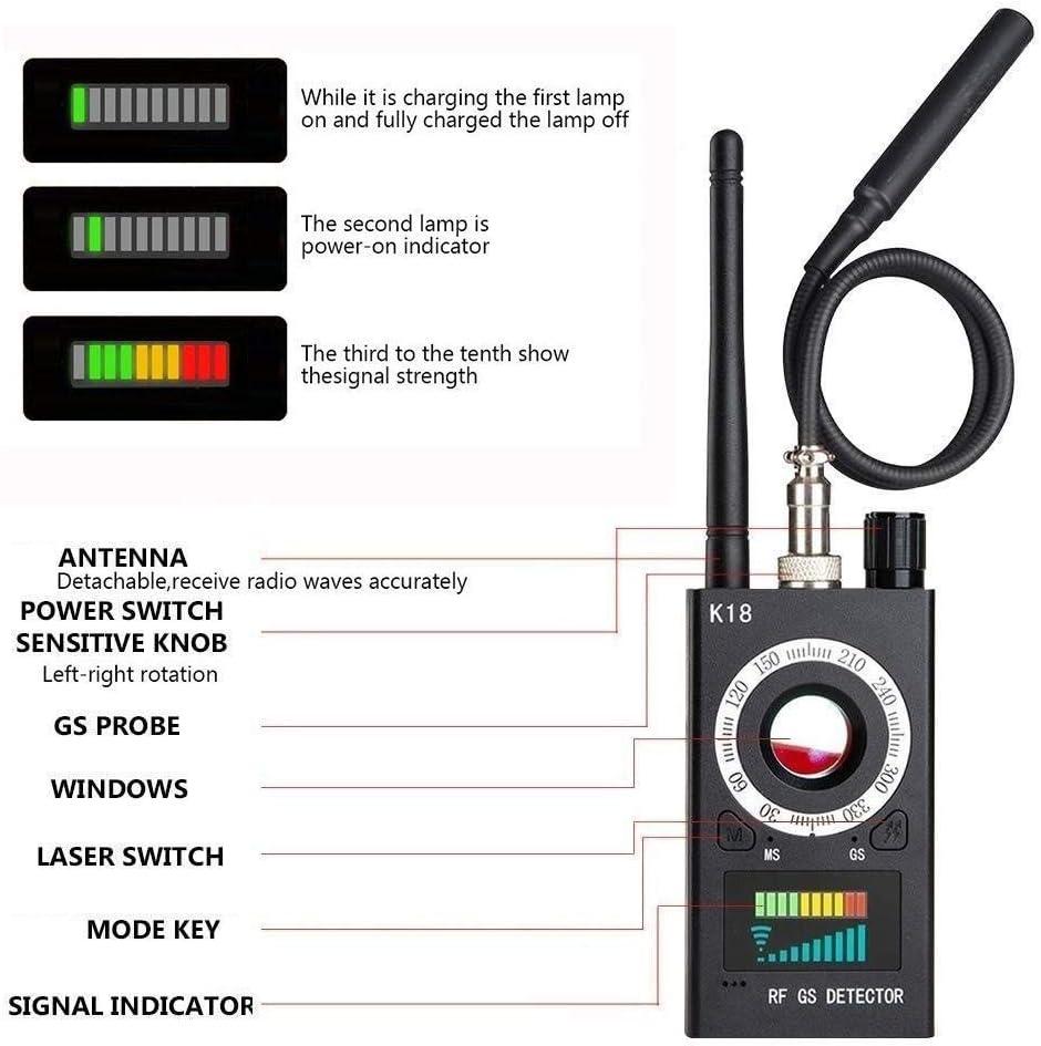 ghdonat.com Car Electronics Electronics Hidden Camera Detector GSM ...