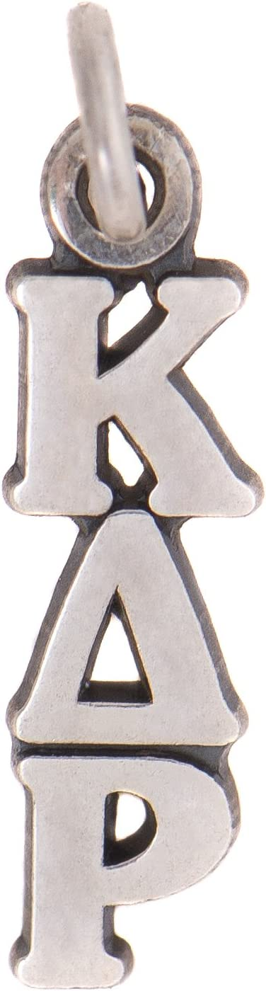 Sterling Silver With Chain KDR Kappa Delta Rho Fraternity Lavalier