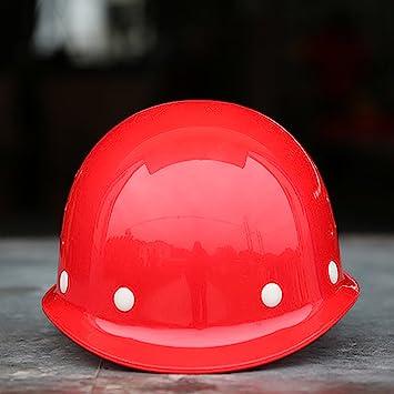 Xpccj Casco de Seguridad, Casco de Seguridad para Sombrero Duro, Casco de Construcción,