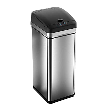 Bon ITouchless Deodorizer Trash Cans (2 Pack)