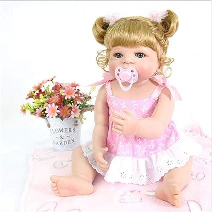 Amazon.es: Muñecos bebé, 22 Reborn Dolls Full Silicone ...