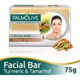 Palmolive Skin Therapy Facial Bar Soap with Turmeric and Tamarind - 75g