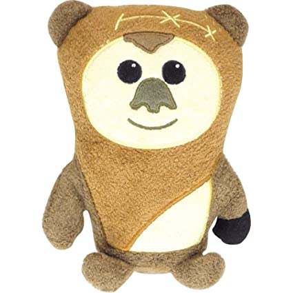 2390875ae Image Unavailable. Image not available for. Color  Star Wars 7 quot  Plush  Footzeez  Wicket Ewok
