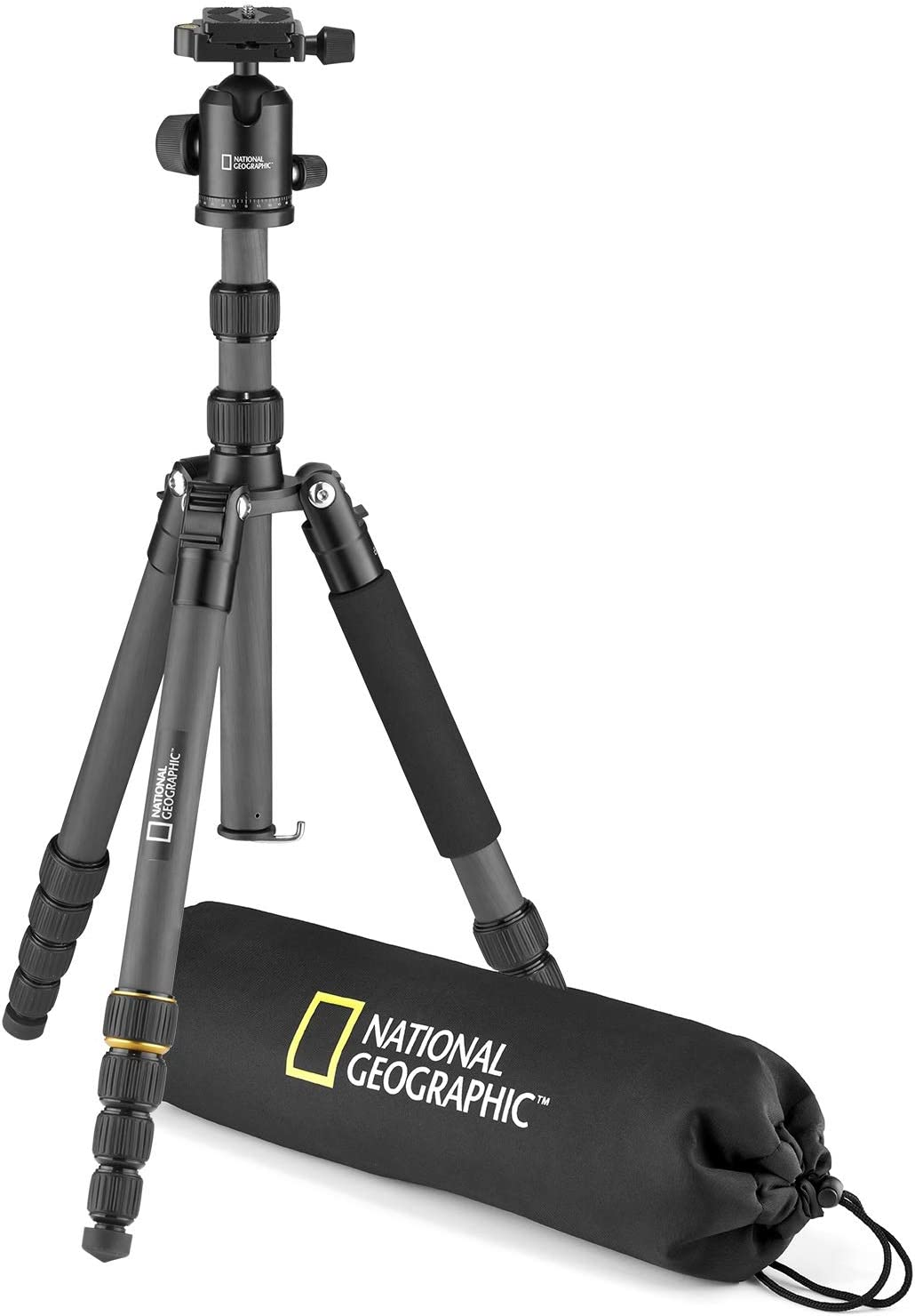 NATIONAL GEOGRAPHIC Travel Photo Tripod Kit with Monopod