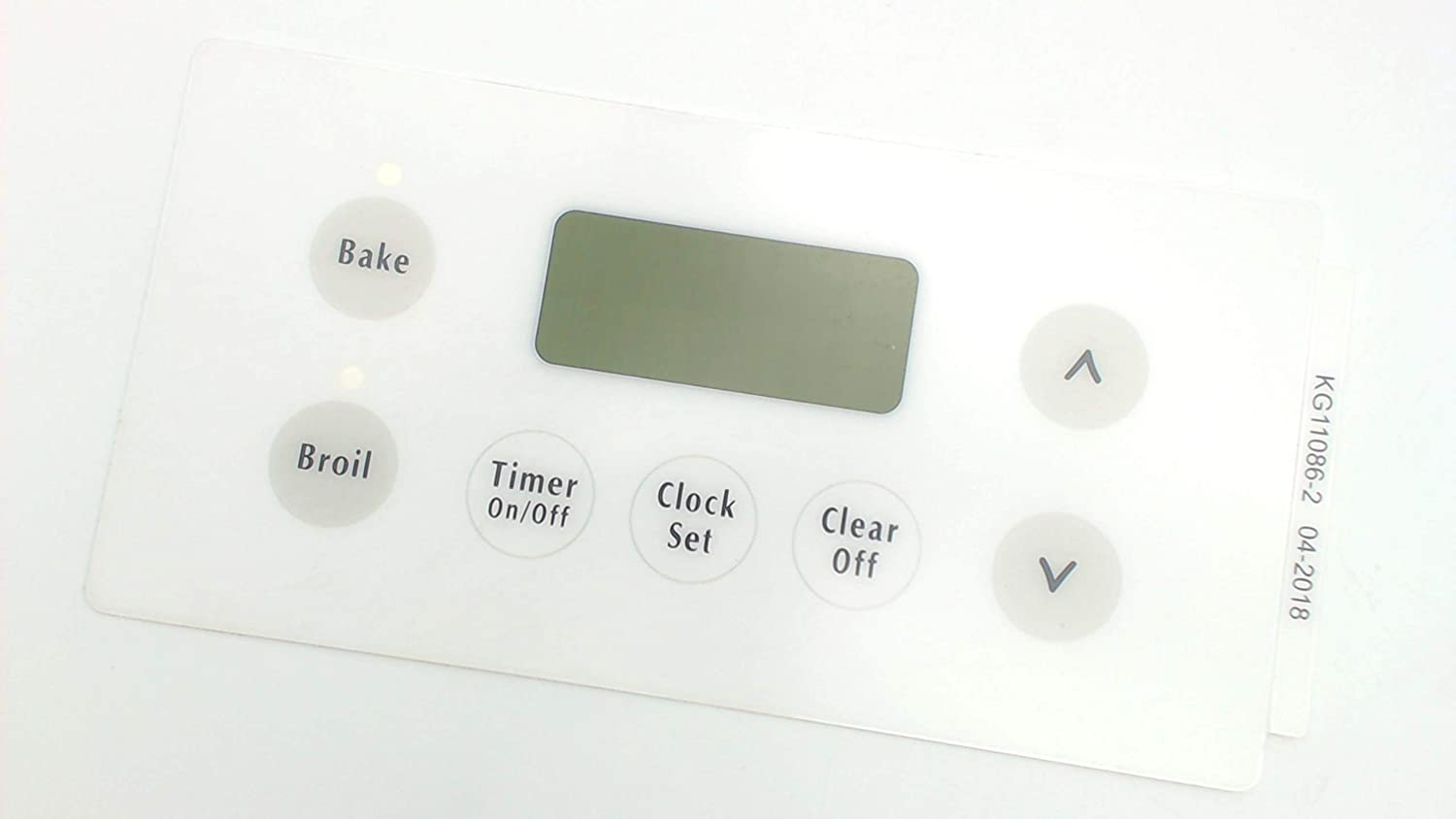 316220728 Overlay Compatible With Frigidaire Stove Oven Ranges