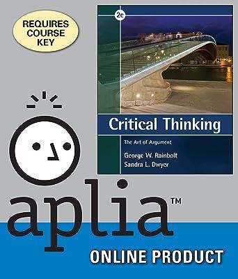 Critical thinking argument essay