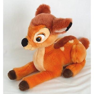 "Disney Store Exclusive 13"" Long Bambi Plush: Toys & Games"