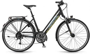 Staiger Louisiana Comfort 28 pulgadas bicicleta de trekking mujer ...