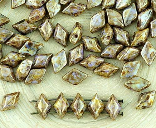 Brillante Amarillo Canario Cuentas checas de vidrio grueso corazón opaco 14x12mm GB498 6 un