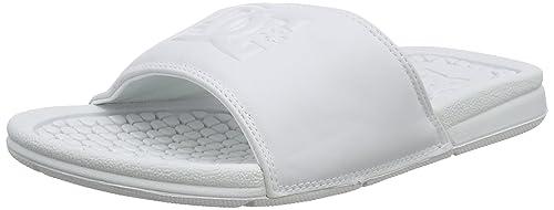 DC Shoes Bolsa SE, Sandalias para Mujer, Blanco White-Combo XWWW, 36
