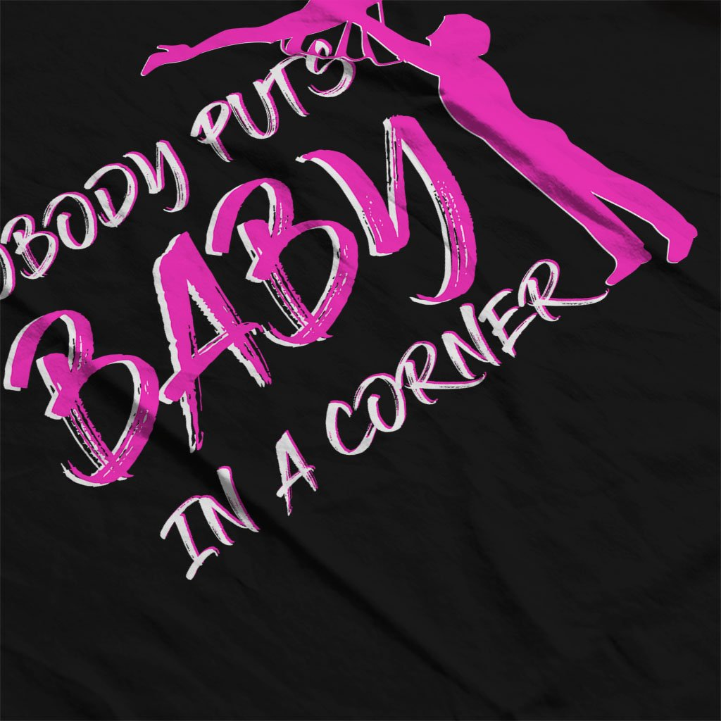 Cloud City 7 Lift Nobody Puts Baby in The Corner Dirty Dancing Womens Vest