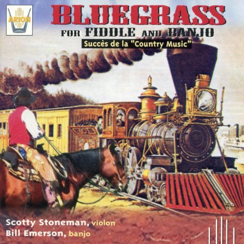 Fiddle Album Bluegrass (Bluegrass for Fiddle and Banjo)