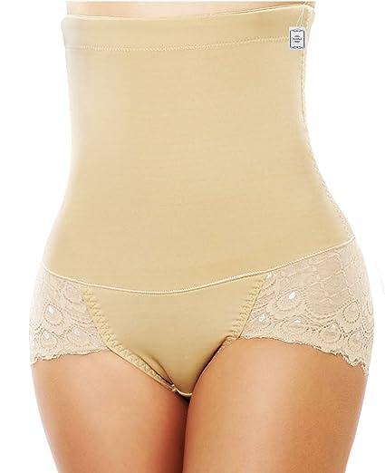 ca8391a36e0 Junlan High-Waist Waist Trainer Panties Fat Burner Boy Short Workout Thigh  Slimmer Shaper (
