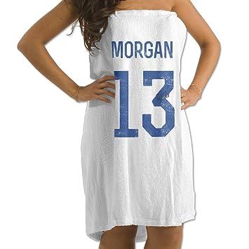 Mundial de Fútbol Alex Morgan - Toalla de baño, toalla de baño, toalla de piscina toalla de viaje toallas de playa: Amazon.es: Hogar