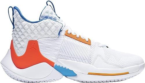 Nike Men's Jordan Why Not Zer0.2 White