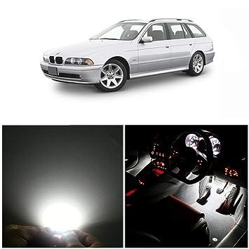 WLJH 20 x Canbus No Error coche lectura lámparas Vanity carga LED Interior Luz , blanco: Amazon.es: Coche y moto