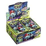 Zombie Zity - Paquetes de cromos (caja de 24 unidades)