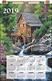 Mary Maxim 4311 Sequin Calendar 2019 Watermill Design Works