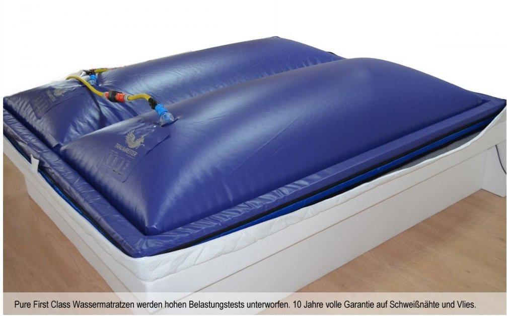 Eine Wasserbettmatratze Pure Für Dual Wasserbett 120 Ultra