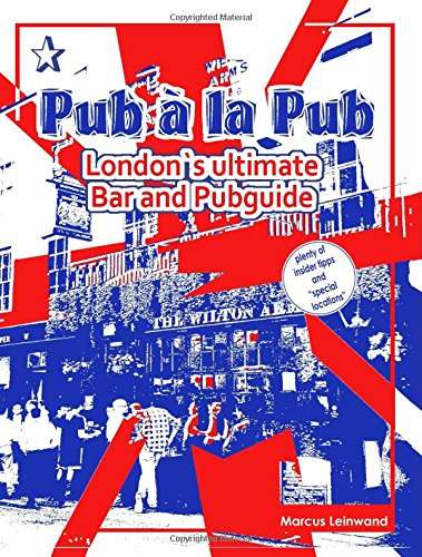 Pub a la pub_black/white_english: London's ultimate bar and pubguide
