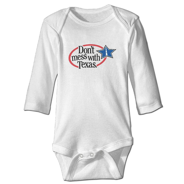 Amazon Don t Mess With Texas Funny Street Baby esie Bodysuit