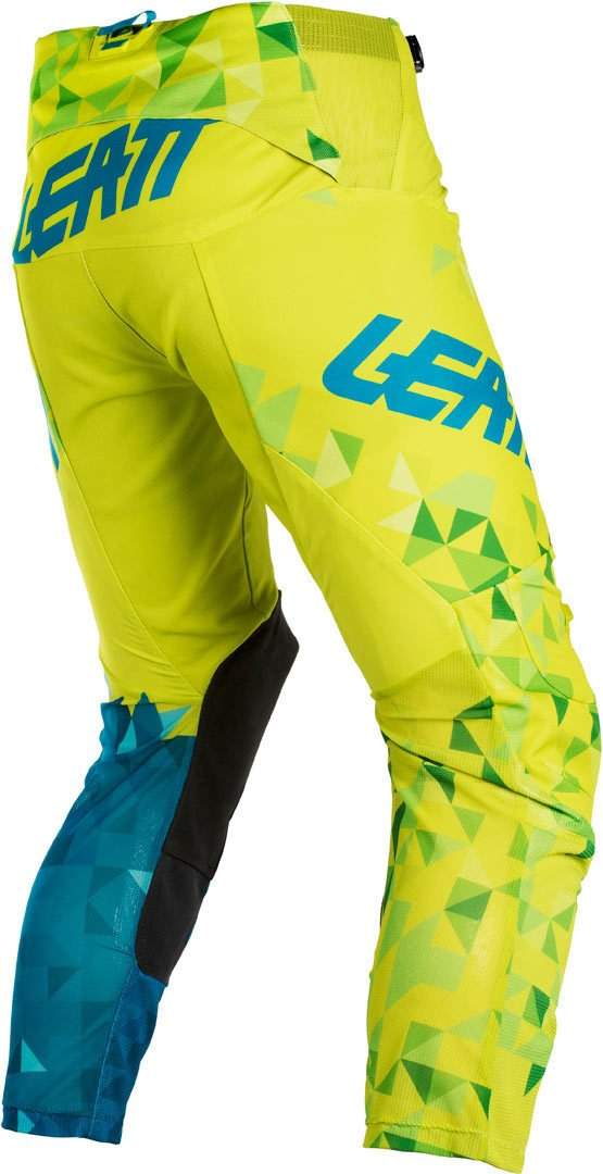 Lime//Teal//Size 24 5018750663 Leatt GPX 2.5 Youth Boys Off-Road Motorcycle Pants
