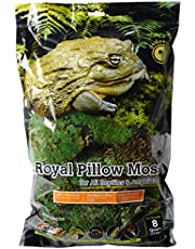 Galapagos 05254 Royal Clumps of Real Pillow, Natural, 8-Quart