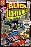 Black Lightning #1 1977 First Printing Comic Book