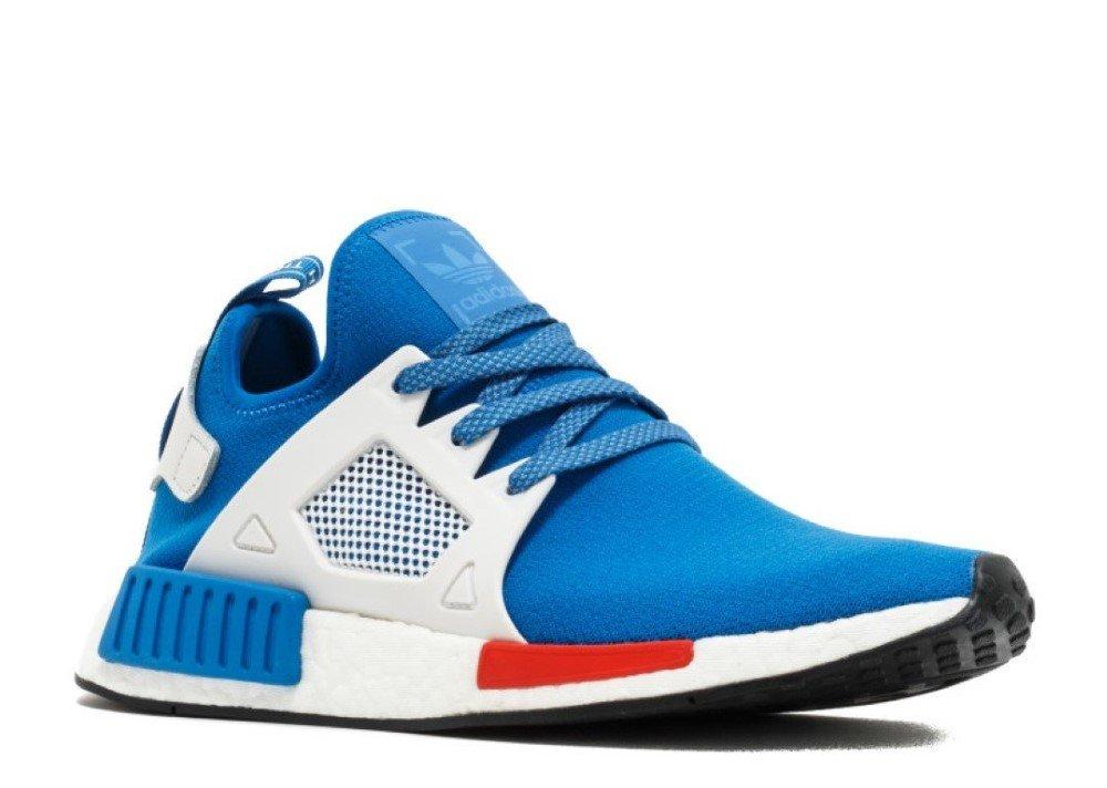 Adidas Originals NMD _ XR1 Zapatillas running hombre zapatillas 40 2/3 EU|Blue Bird-vintage White-red Cg3092