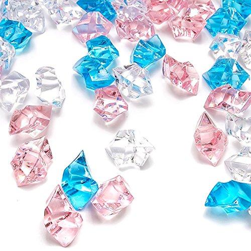 Pink Acrylic Ice - 1